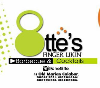 8tte's finger likin'
