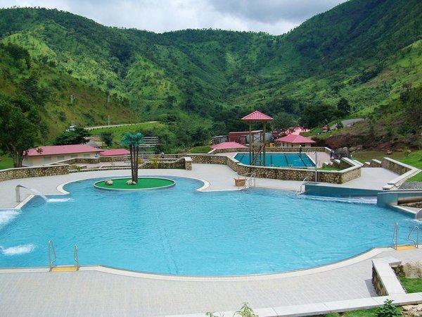 Obudu Water Park