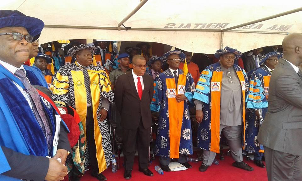 University of Calabar 29th convocation ceremony 4