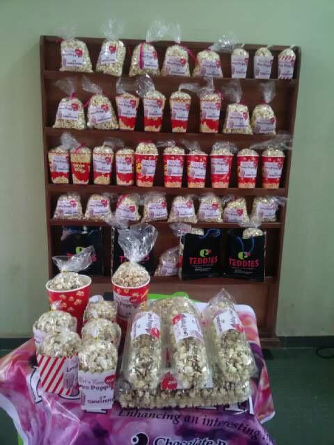 Calabar-Teddies Popcorn Entrepreneur Rosemary Orok Oyo