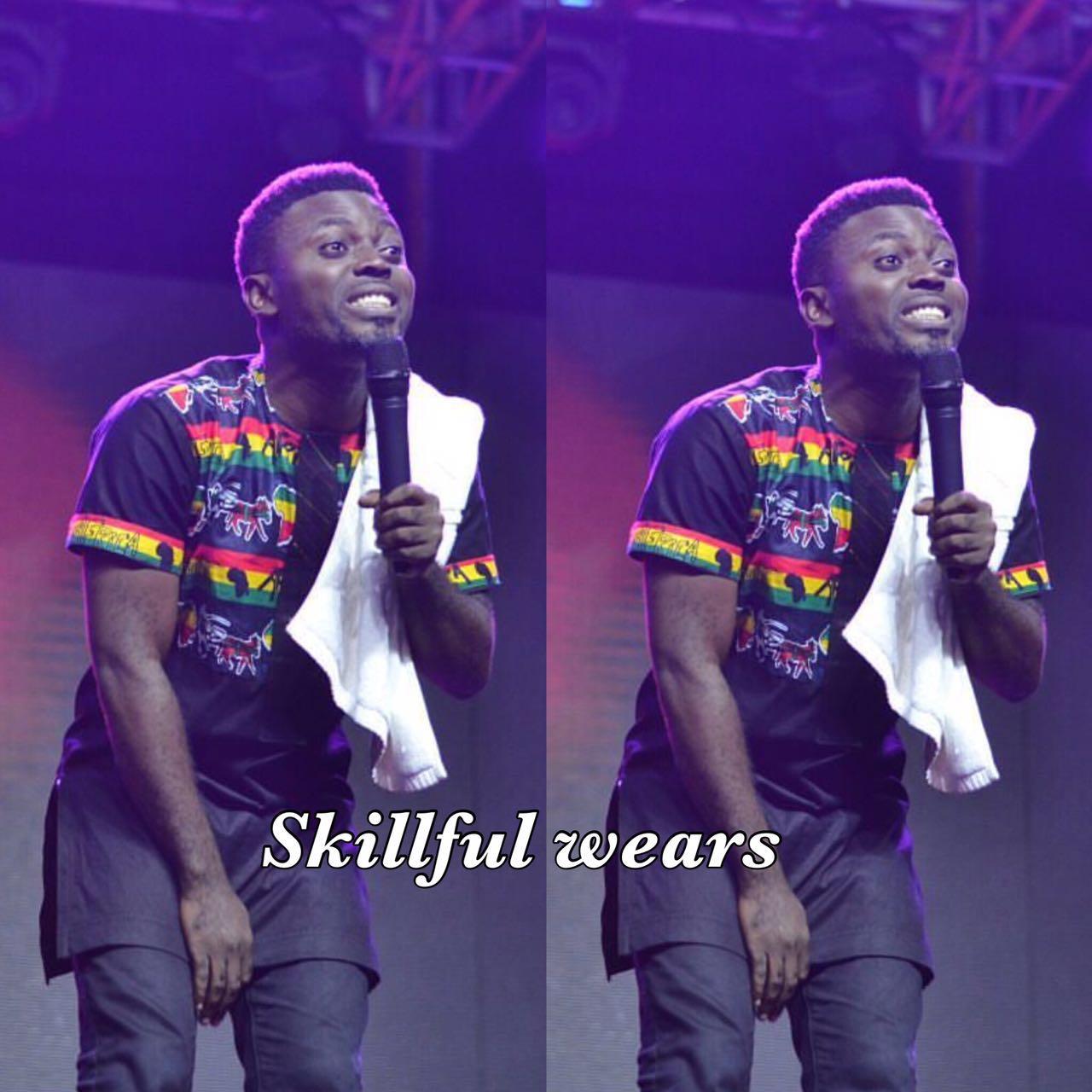 Victor Oju Skillful wear calabar blog