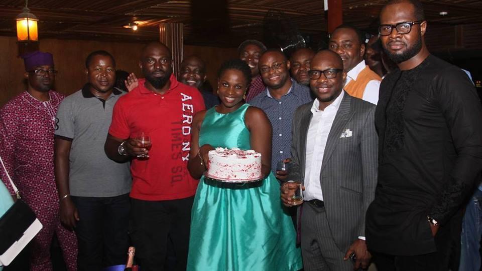Blessing Egbe Birthday Photos 14