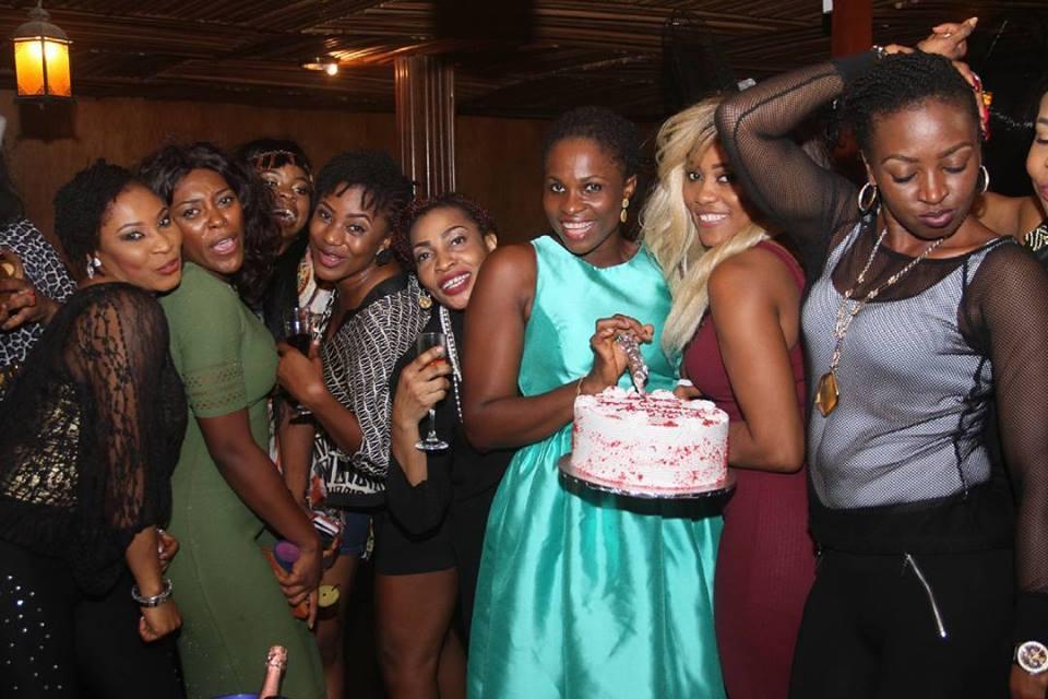 Blessing Egbe Birthday Photos 15