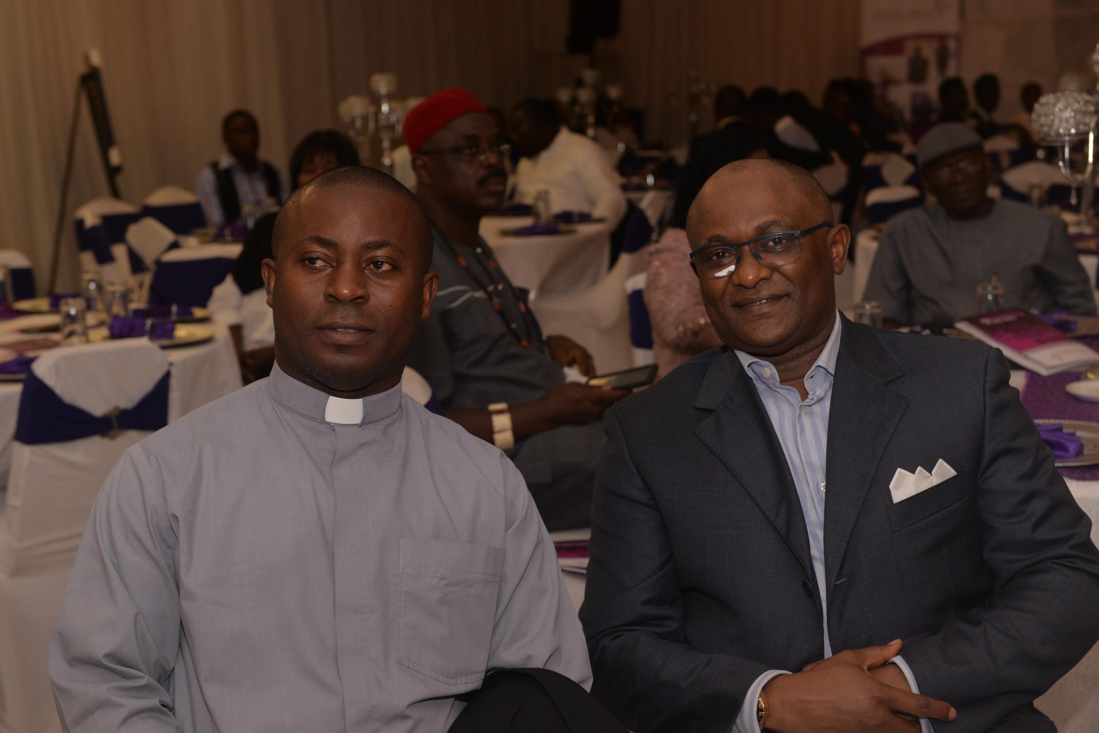 Keynote Speaker and Rev. Fr.  Joseph