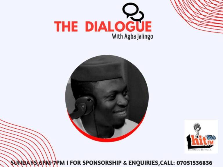 The dailogue-Agba Jalingo