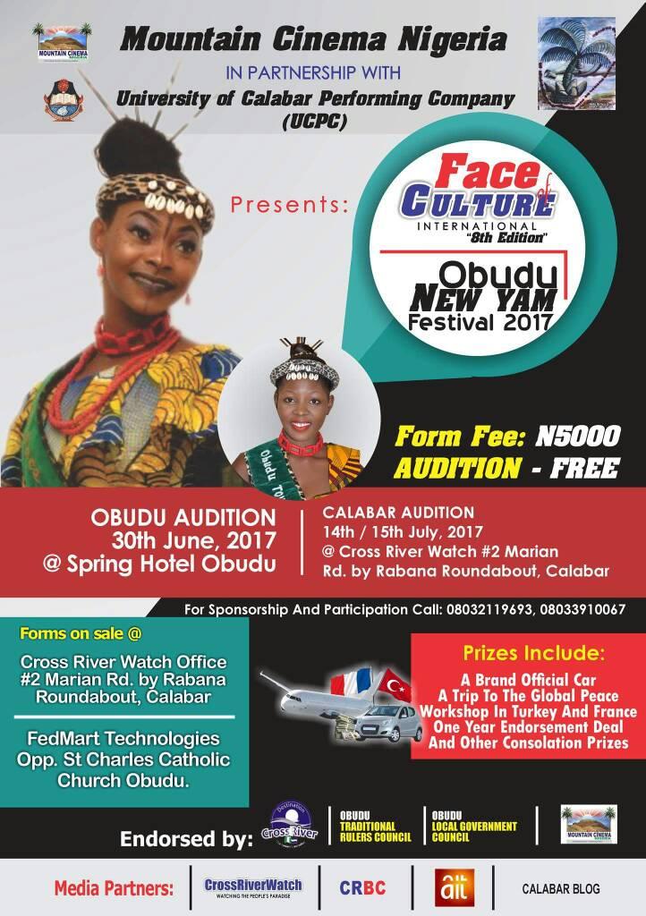 OBUDU FACE OF CULTURE INTERNATIONAL