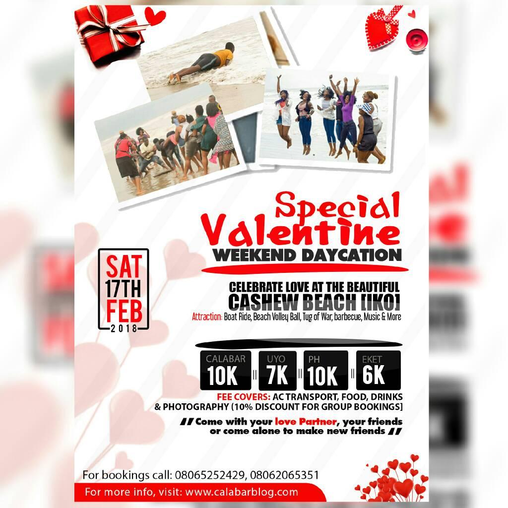 Valentine in Calabar